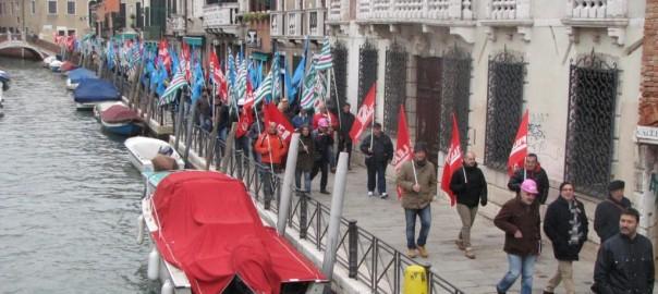 Corteo Manifestazione
