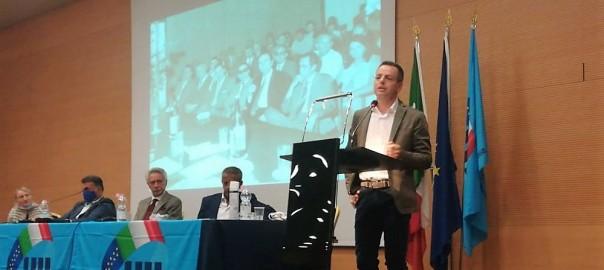 foto elezione nuovo segretario UIL 2020